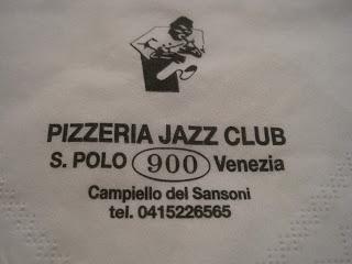 Pizzeria Jazz Club Novecento