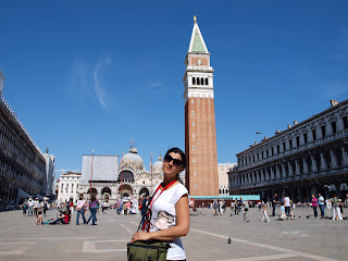 Venecia, el Campanile