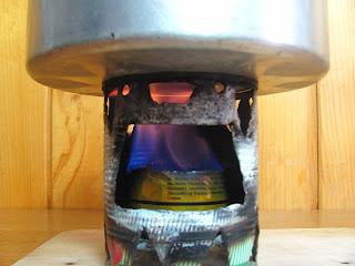 DIY Alcohol Hobo Stove