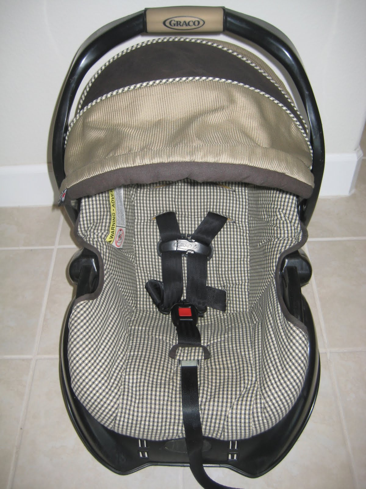 Kid's Clothes and More Store: Graco SnugRide Infant Car ...