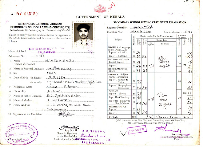 certificate sslc resume certificates