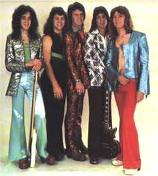 Sherbet banda Australiana dos anos 70s