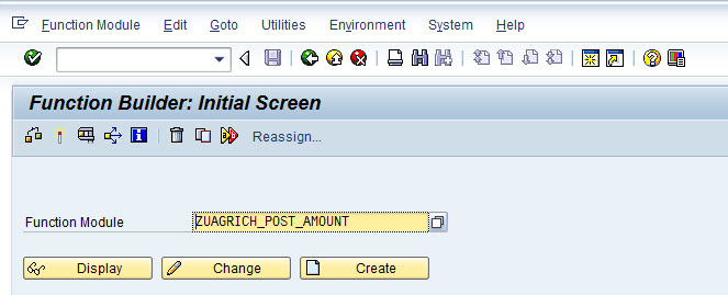 My Sketch of Life: Create web service from SAP function