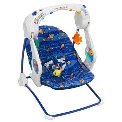 Chloenista888 Fisher Price Take A Long Aquarium Swing 3499php