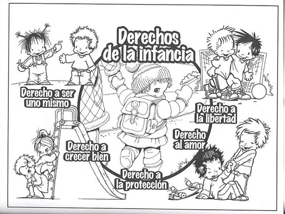 Derechos Y Deberes De Los Niños Y Las Niñas Lessons Tes