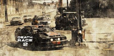 Death Race La carrera de la muerte 2 La película