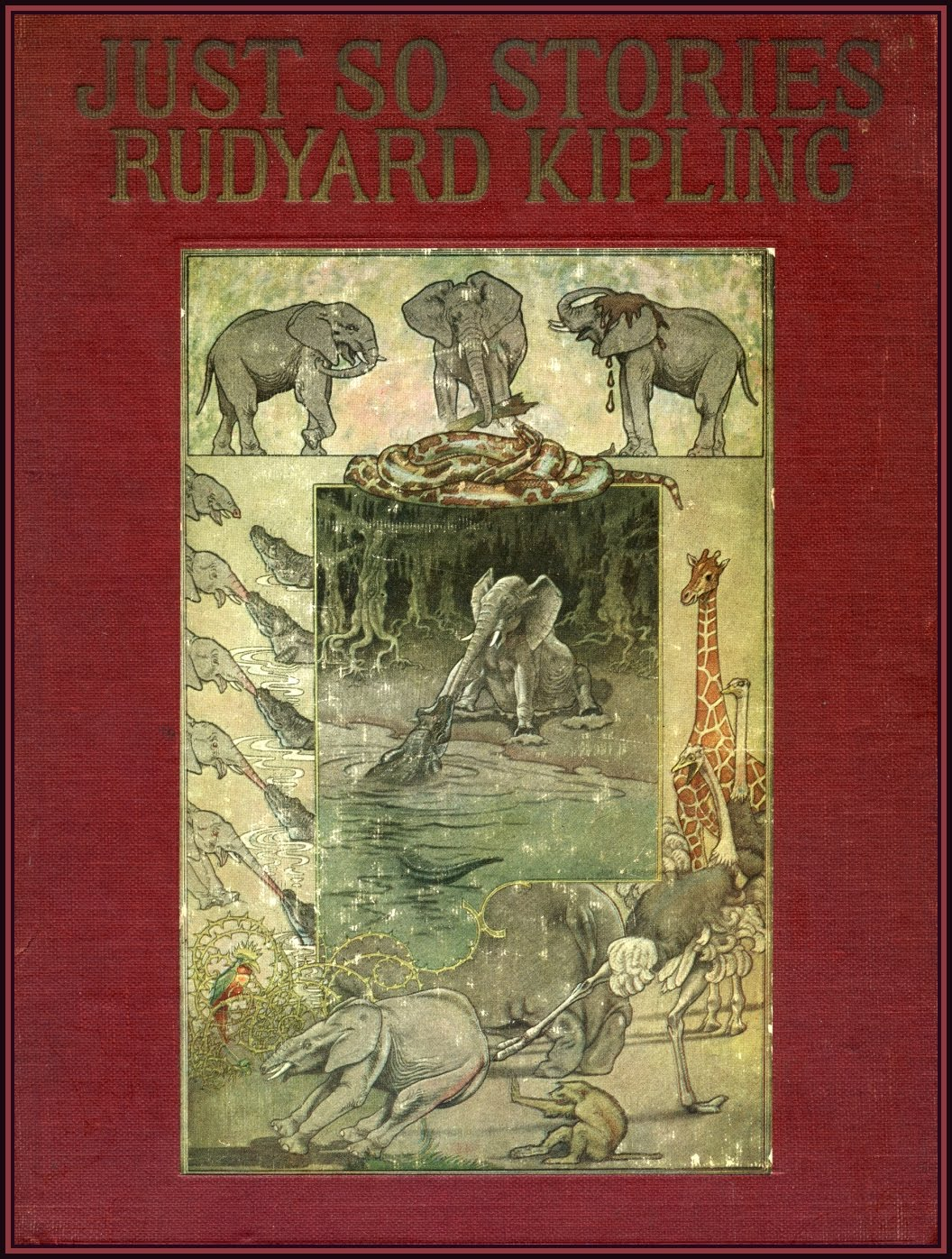 Valiente bestia bobina  The Esoteric Curiosa: The Imperial Scribe Of The British Empire: Rudyard  Kipling's Life & Times
