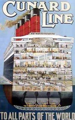 The Esoteric Curiosa Quot Ship Beautiful Quot Cunard S Last Four