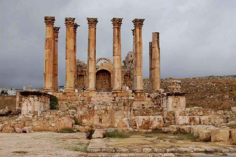 Temple of Artemis - Seven Wonders of the Ancient World ...