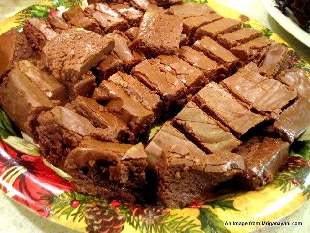 Chocolate Fudge Mud Cake
