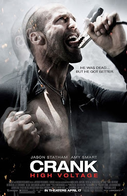 Crank 2 High Voltage Official Movie Poster
