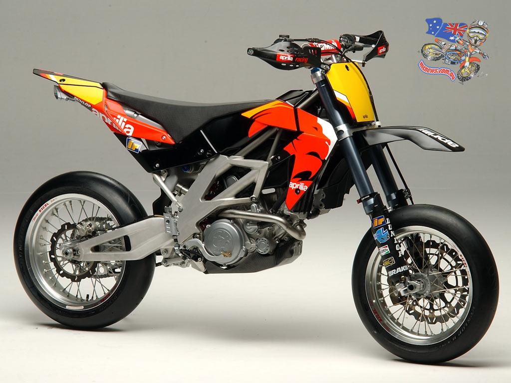 Modified Show Bikes Supermoto Motocross Bikes