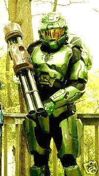 master chief halo 3 spartan costume & Halo 3 Fan: Master Chief Costumes Action Figures