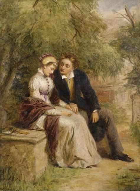 relationship between romanticism and realism art