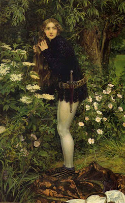 Pre Raphaelite Art Eleanor Fortescue Brickdale The
