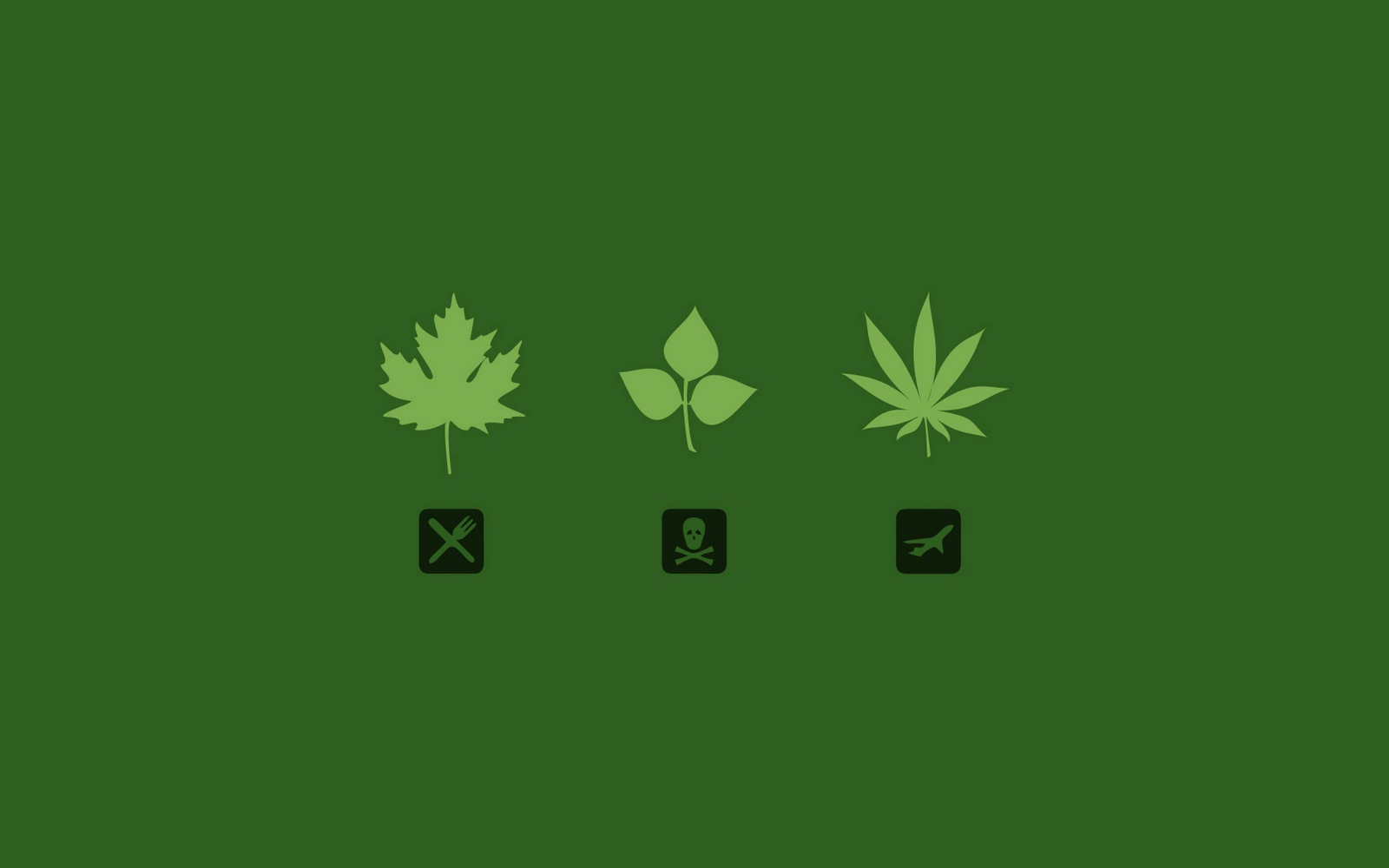 Hi!: Weed related Backgrounds.