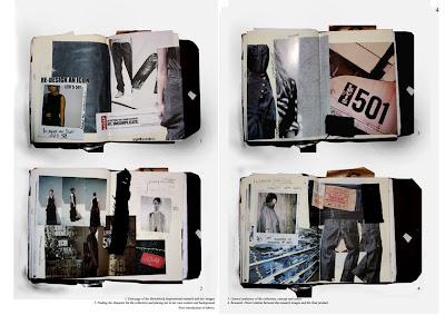 New York Fashions Fashion Sketchbook Ideas