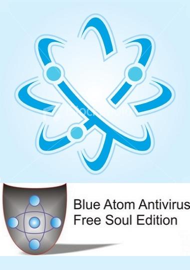 Blue Atom Antivirus  برنامج مضاد فايروسات مجاني