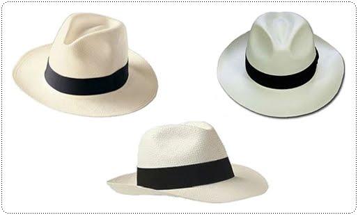Símbolo de sofisticação e luxo o Chapéu Panamá é um clássico utilizado por  chefes de Estado 8d4feef4800