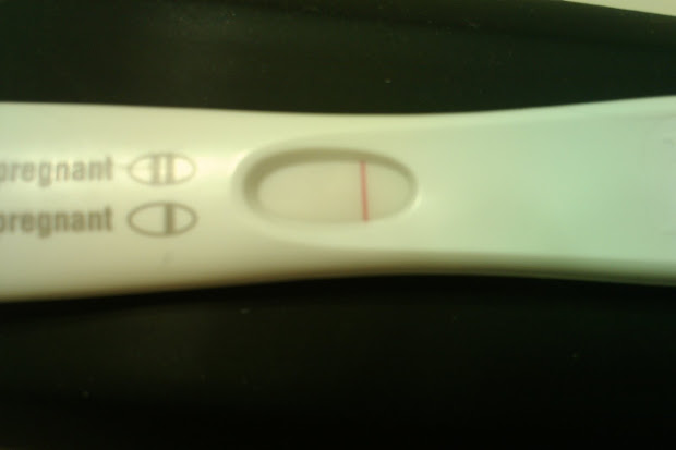 Very Faint Positive Pregnancy Test - Year of Clean Water