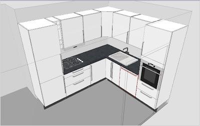 Bilocale Ampio Soggiorno Ikea Kitchen Planner 5