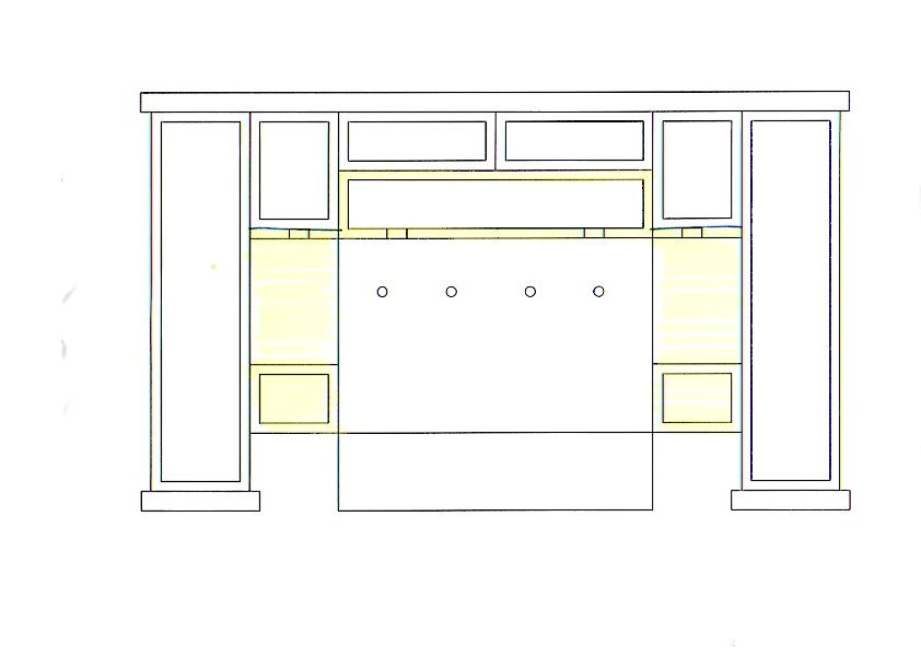 diy-built-in-wardrobe-plans Images - Frompo - 1
