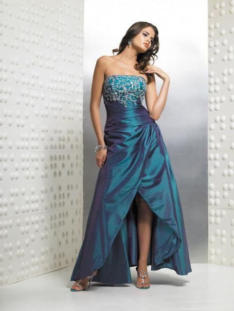 82b9729d7 Foto de Vestido de 15 Años – Color azul petroleo