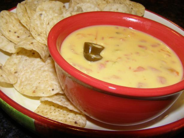 In The Kitchen With Jenny Chili Con Queso Dip