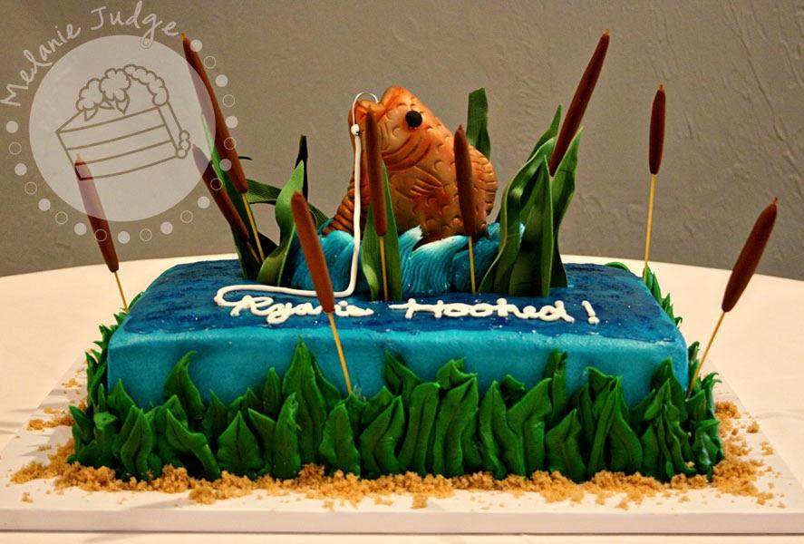 Cake Walk Jumping Fish Cake