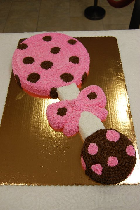 Mel S Cakes Baby Rattle Cakes