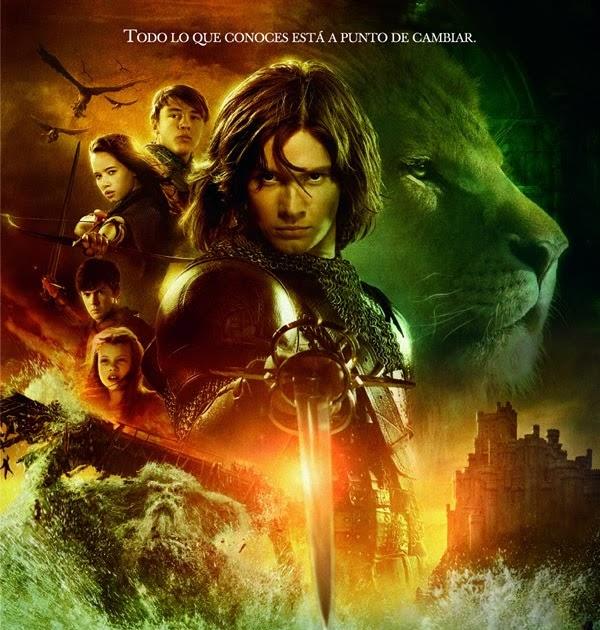 Compartiendo al Límite  Las crónicas de Narnia  El príncipe Caspian   DVDRip  Castellano  2008  7df0a927970