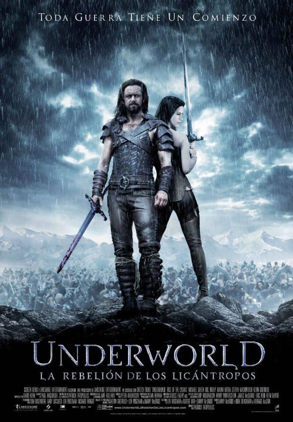 Compartiendo Al Lmite Underworld 3 La Rebelin De Los Licntropos