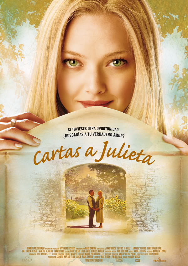 Compartiendo al Límite  Cartas a Julieta  BRScreener  Castellano  2010  ca8342fb6f9