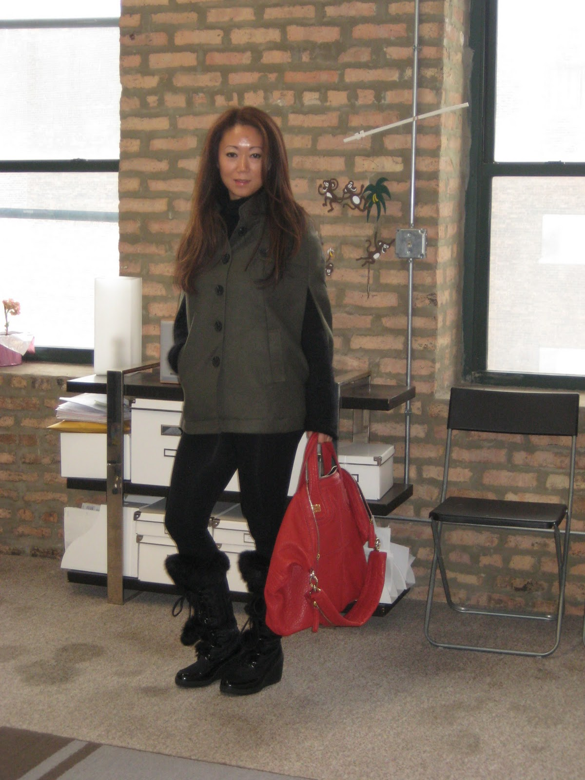 Mia Bossi January 2011