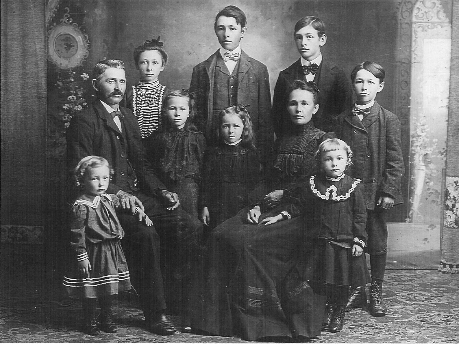Sally Hemings Grandchildren