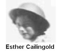Esther Cailingold