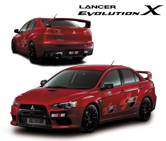 Lancer Evo Hd Wallpapers: Free Amazing HD Wallpapers: Mitsubishi Lancer Evo X Black