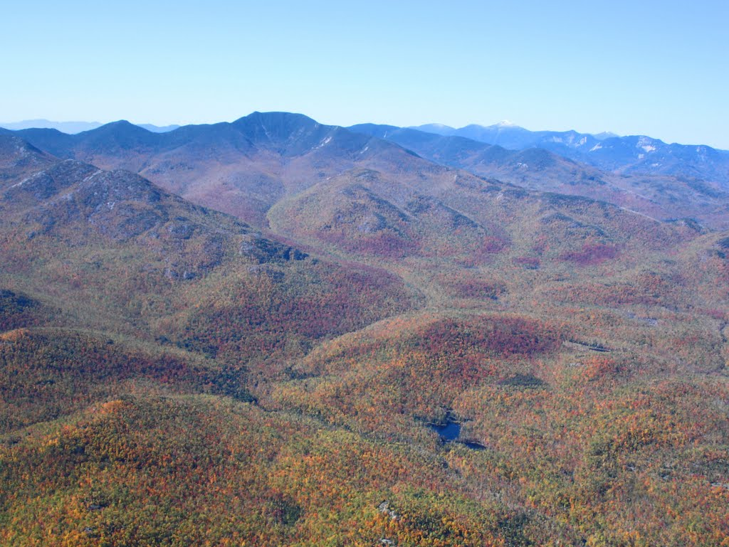 Photographic Logbook: Adirondack Leaf Peeping
