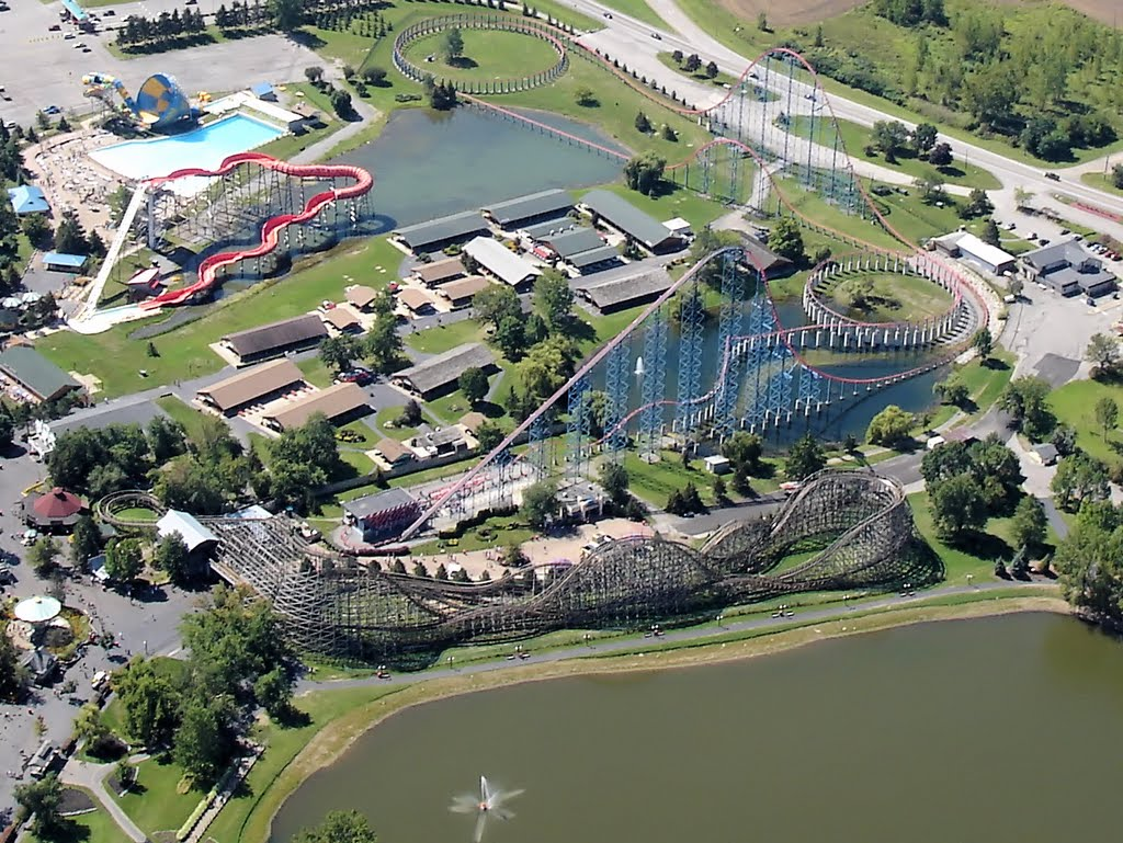 Darien Lake Theme Park, Corfu, NY. K likes. Darien Lake's official Facebook page! Darien Lake is not responsible for any comments made by its fans or.