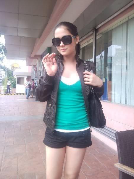 Maja Salvador  Sexy And Lovely Filipina Actress  Indian -7094