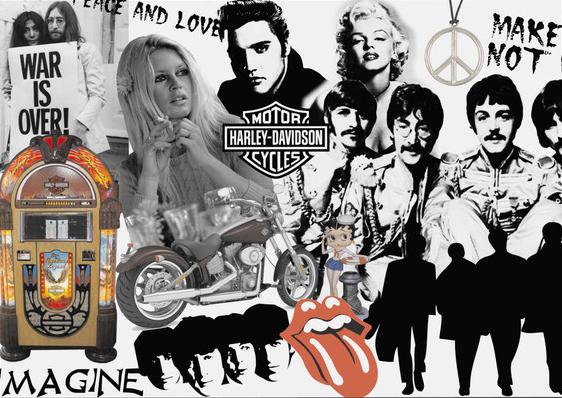 Que tal uma festa de 50 anos de uma forma diferente - Musica anos 50 americana ...
