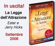 La legge dell'attrazione in azione - Episodio uno - Esther e Jerry Hicks (manifesting)