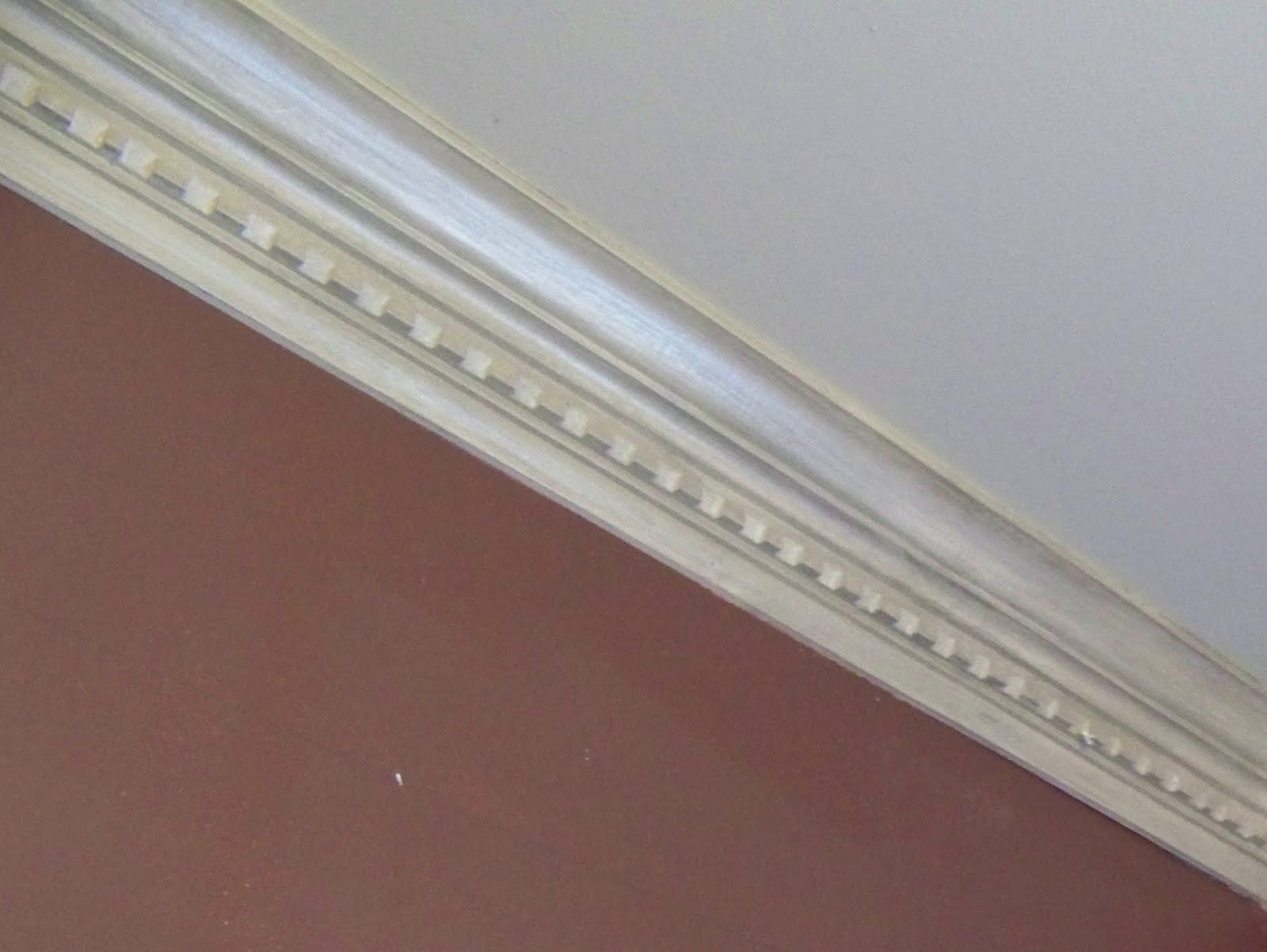 Remodelaholic | Creating A Taller Crown Molding Look