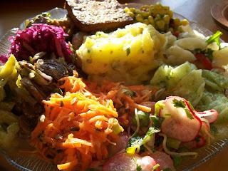 What Do Vegans Eat January 2009