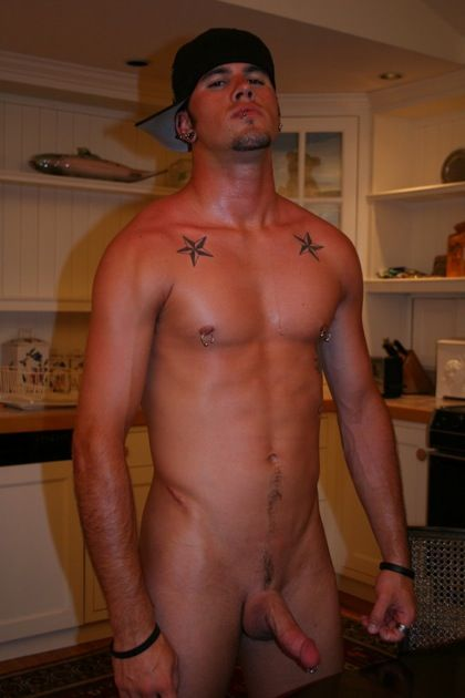 Male stripper showing his erection for ladies cfnm party 9
