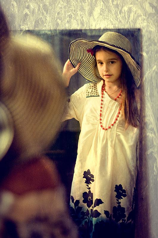 la oglindă, blogspot.com