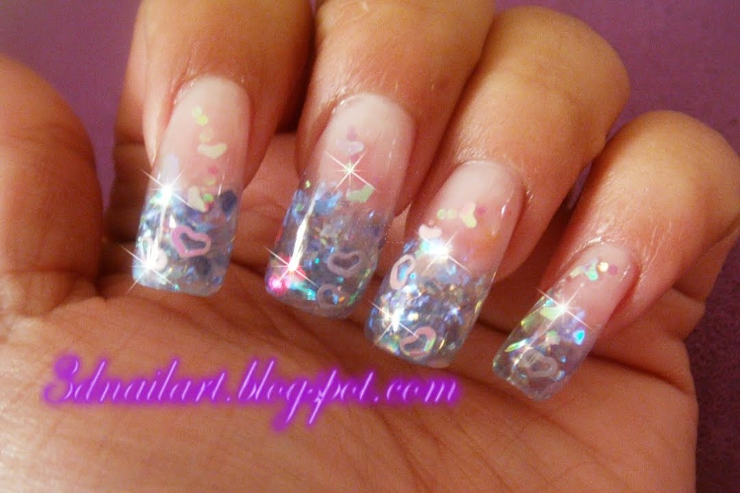 Pamper Your Nails With 3D Nail Art