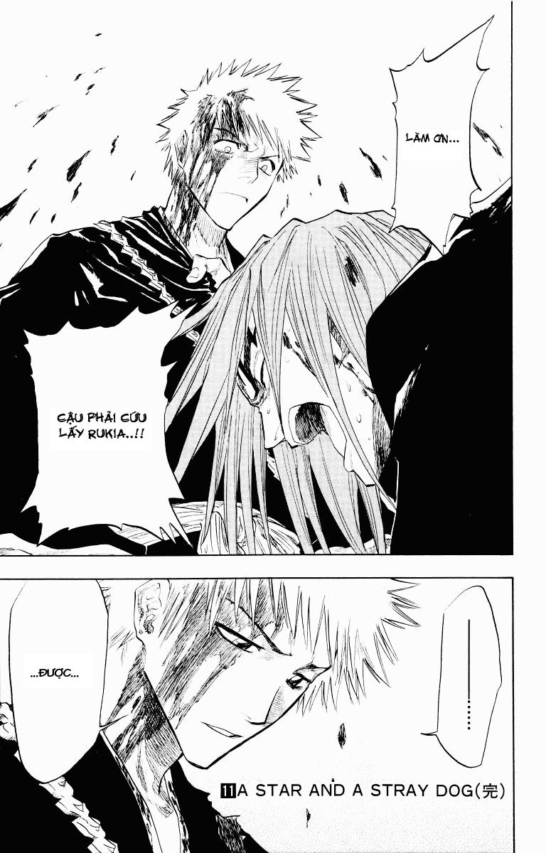 Bleach chapter 98 trang 19