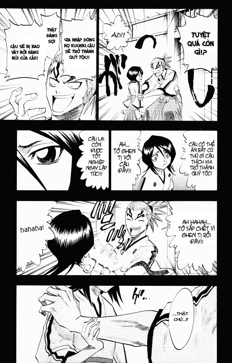 Bleach chapter 98 trang 15