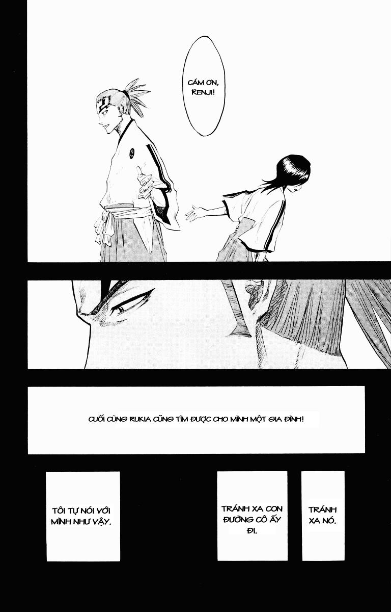 Bleach chapter 98 trang 16